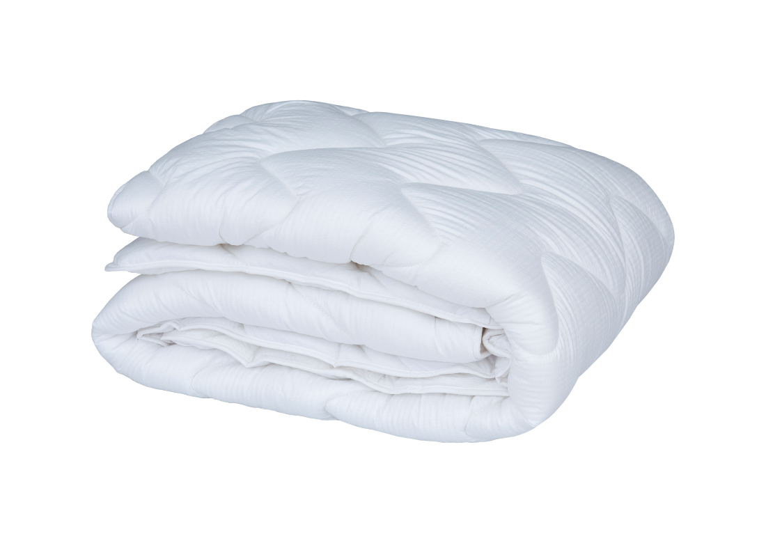 COMCO Seersucker antklodė 200×220 balta