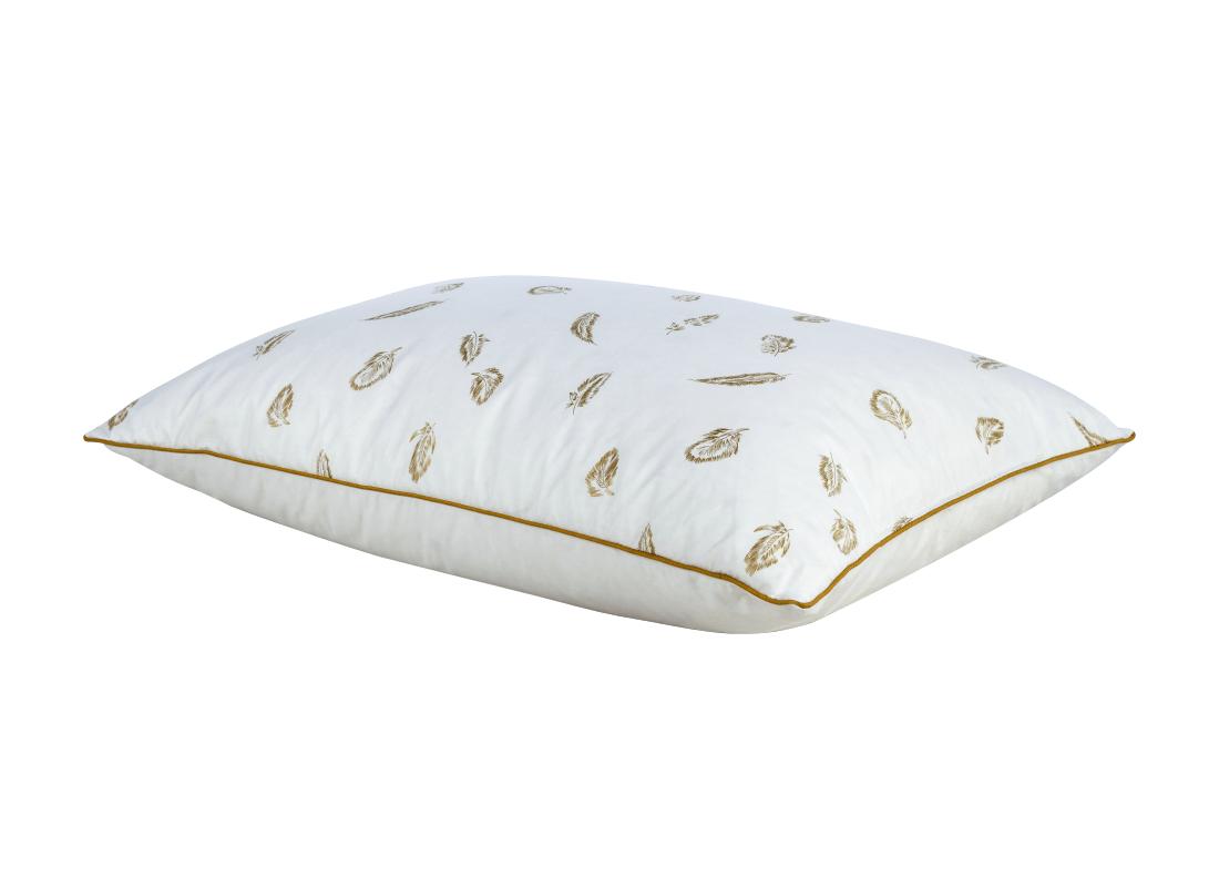COMCO žąsų pūkų ir plunksnų pagalvė 50×70