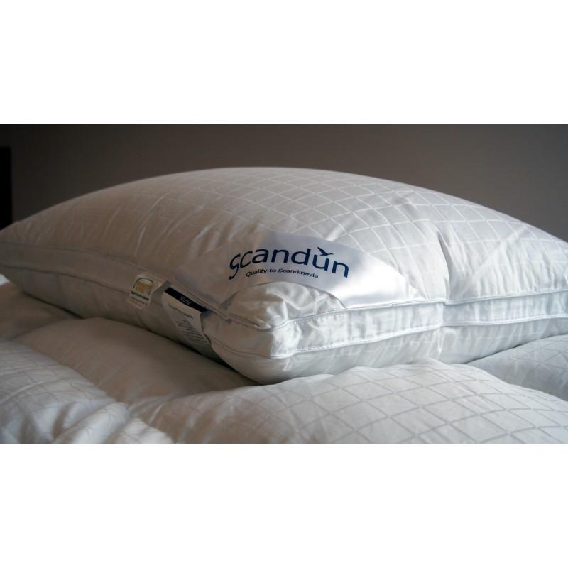 Itin prabangi pagalvė SELENE (100% žąsų pūkų)