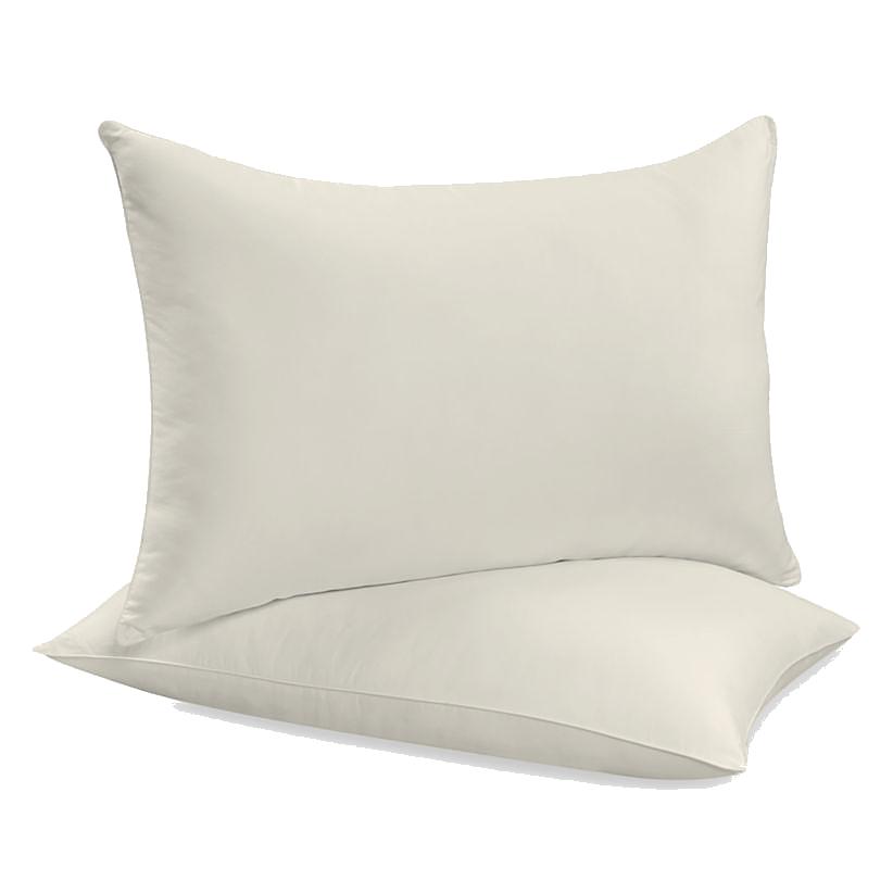 """Siuvamas drobinis pagalvės užvalkalas """"Egret"""""""