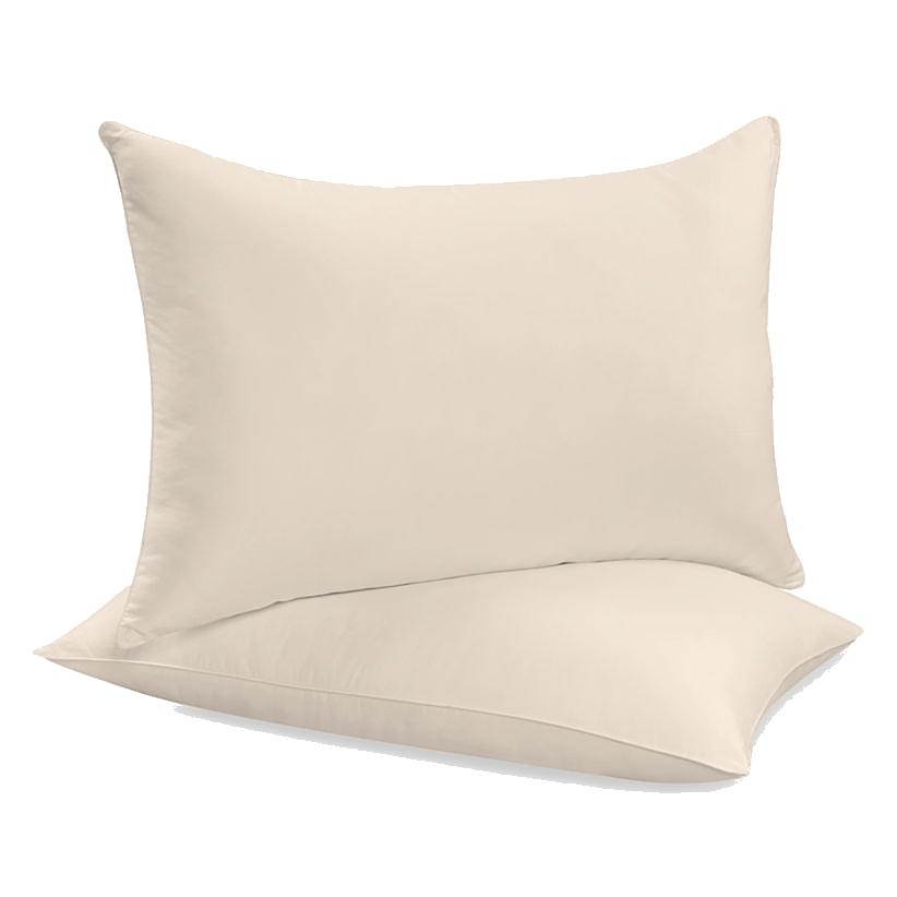 """Siuvamas drobinis pagalvės užvalkalas """"Sheer Pink"""""""