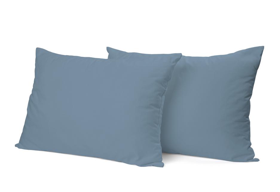 """Siuvamas PREMIUM satino pagalvės užvalkalas """"Glacier Lake"""""""