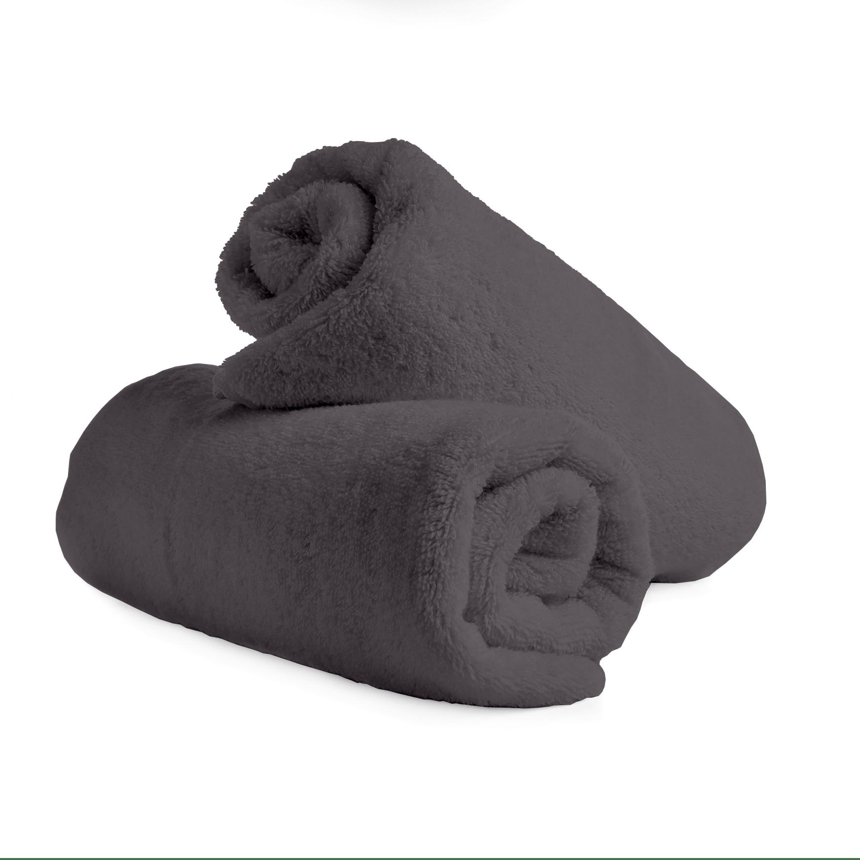 """Frotinė paklodė su guma """"Graphite"""""""