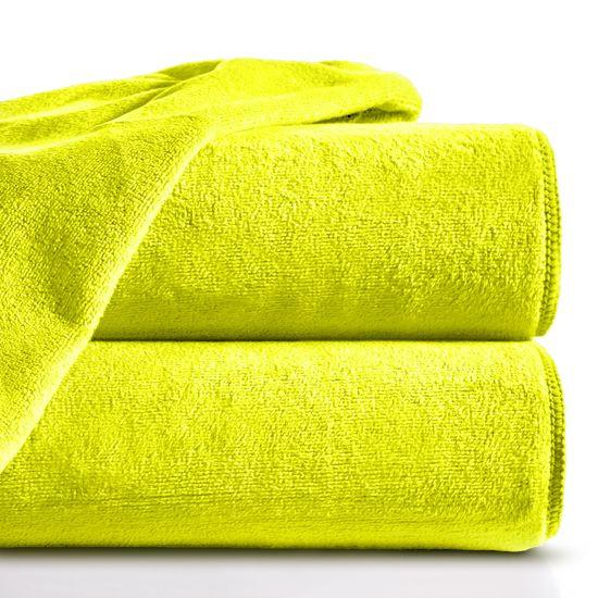 """Greitai džiūstantis universalus rankšluostis """"Amy citrina"""""""