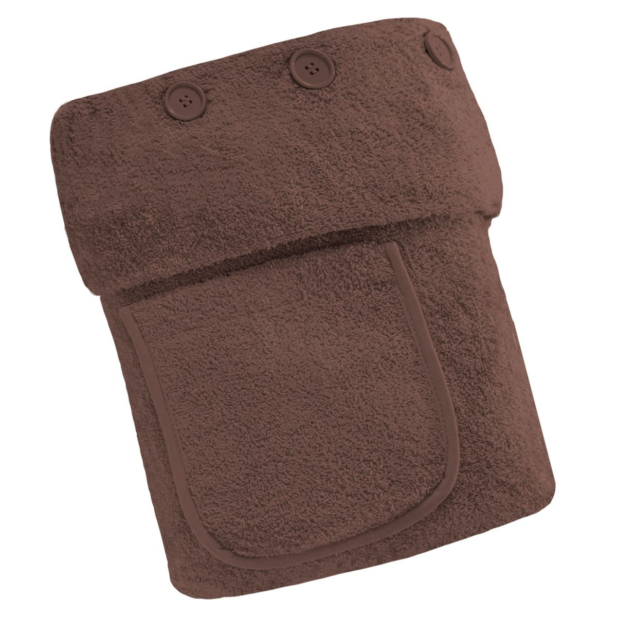 "Natūralus SPA rankšluostis 70×140 ""Ruda"""