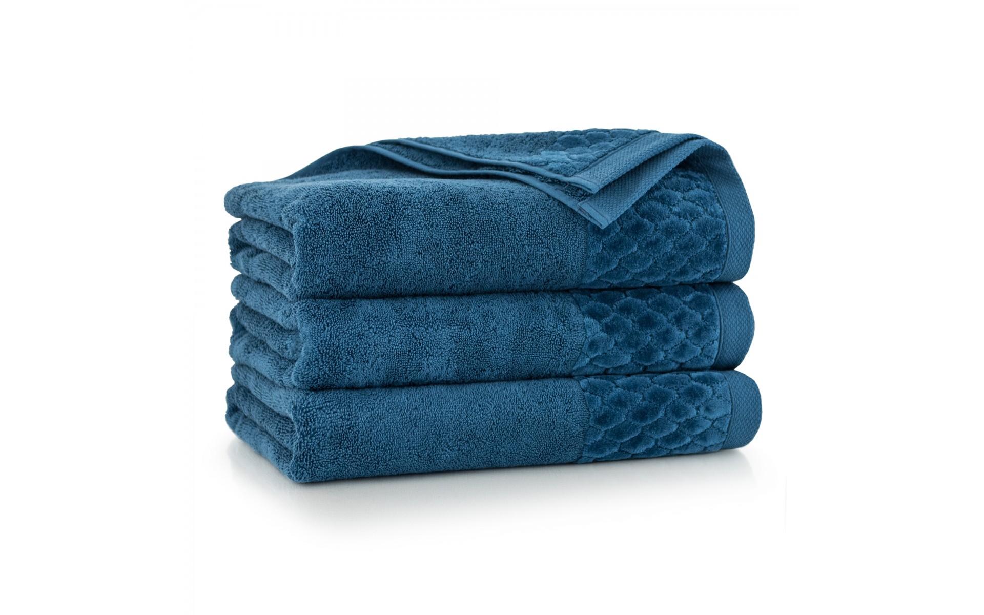 "Antibakterinis Egipto medvilnės rankšluostis ""Carlo blue"""